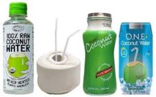 Types of Coconut Water