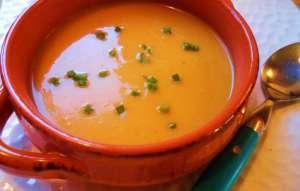 sweetpoato soup