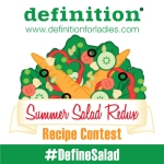 Definition Magazine Summer Salad Redux Recipe Contest